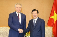 Deputy PM: Vietnam, Russia need to further boost economic ties