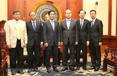 HCM City treasures ties with Cambodia's Phnom Penh