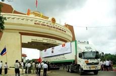 Vietnamese, Lao provinces seek to boost cross-border trade