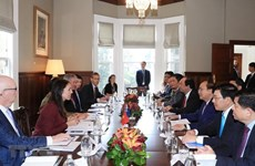 Vietnam, New Zealand agree to boost all-round cooperation