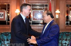 PM Nguyen Xuan Phuc suggests more VN-NZ direct flights