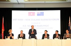 PM attends Vietnam-New Zealand Business Forum