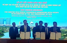 World Technopolis Association events to be held in Binh Duong