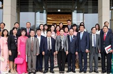 Top legislator: SMEs - momentum of national economy