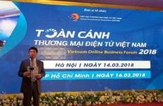 Vietnam Online Business Forum opens
