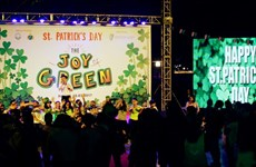 Hanoi to celebrate Ireland's National Day