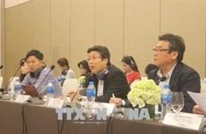 Meeting tackles difficulties facing Japan's food firms