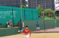 VN win second match at Junior Davis Cup
