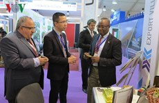 Vietnamese agro-forestry-fishery products introduced in Egypt
