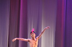 Russian contemporary ballet to be performed in Hanoi