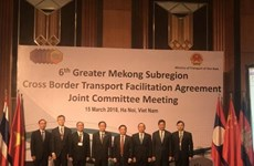 GMS countries meet to facilitate cross-border transport