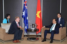 Vietnam welcomes Australian businesses: PM