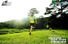 Second Dalat Ultra Trail International Marathon kicks off