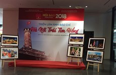 Hanoi brimful of vitality spotlighted at photo exhibition