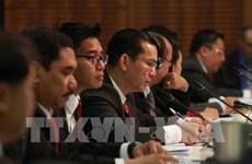 ASEAN, Australia sign MoU on counter-terrorism