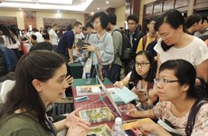 US's education featured in HCM exhibition