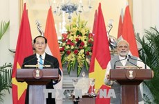 Indian scholars: President's visit adds impetus to Vietnam-India ties