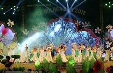 Ban Flower Festival 2018 honours traditional cultural values