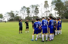 Gia Lai to host int'l U19 football tournament