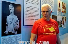 Exhibition features anti-war-in-Vietnam campaigns of US veterans
