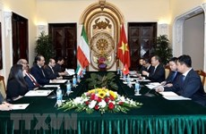 Vietnam, Kuwait hold third political consultation