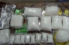 HCM City police nab major drug trafficking ring