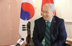 Ambassador highlights future Vietnam-RoK relations