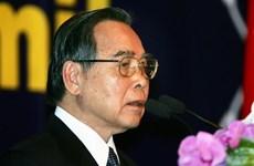 International media praise late Prime Minister Phan Van Khai
