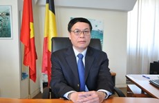 Visits help enhance Vietnam-Belgium ties