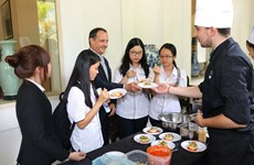 French cuisine introduced in HCM City