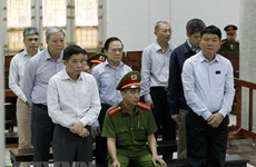 Prison sentences proposed for defendants at OceanBank-PetroVietnam trial