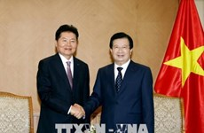 Deputy PM: Vietnam, RoK should step up agricultural cooperation
