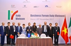 Italian scholar: Vietnam, Italy witness vibrant all-around relations