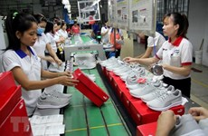 Vietnam's footwear boasts competitive edges in few decades