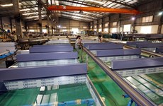Nghe An: Quarter 1's industrial production up 15.21 percent