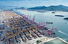 RoK's exports soar 9.3 percent in first days of March