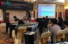 Vietnamese, RoK start-ups angle for capital