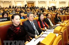 Presence in IPU-138 shows Vietnam's commitment to parliamentary diplomacy