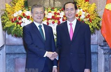 Vietnam, RoK resolved to advance relations