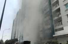 PM directs settlement of HCM City apartment building fire