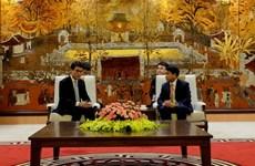 Hanoi, Hong Kong seek stronger economic partnership