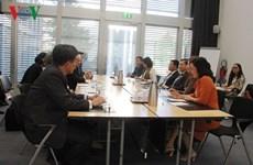 Vietnamese, Thai legislative bodies bolster relations
