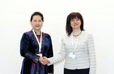 Vietnam NA does its best for stronger ties with Bulgaria