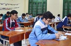 About 500 students join Hanoi mathematics contest