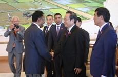 Vietnam, Madagascar beef up cooperation