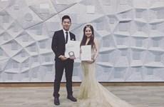 Vietnamese student shines at Kyushu Music Concour 2018