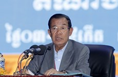 Cambodian PM reiterates no talks with ex-opposition leader