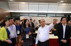 PM Nguyen Xuan Phuc chairs rehearsal for GMS-6, CLV-10