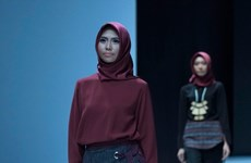 Fashion week highlights Indonesia's cultural identity