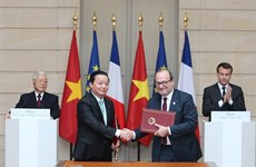 New chapter open for Vietnam-France relationship